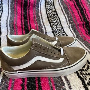 Vans Shoes - Vans OLD SKOOL Falcon/White Men's Skate Shoes